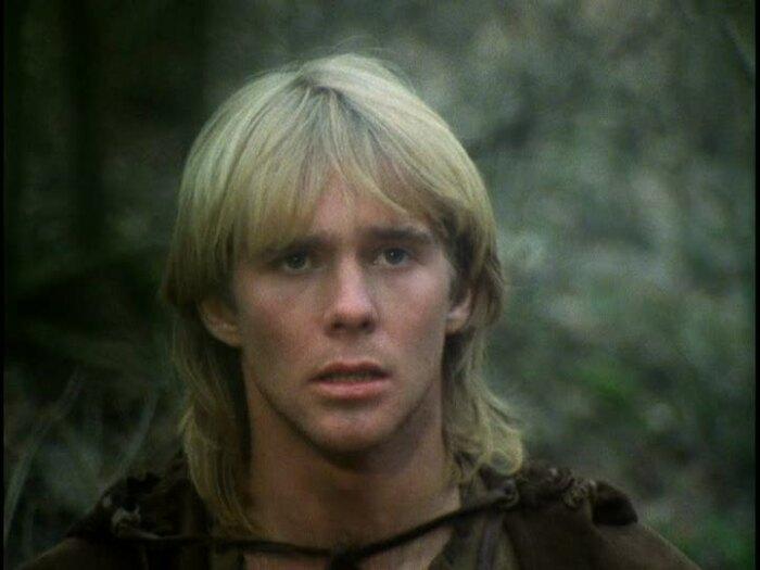 Кадр из сериала: Робин из Шервуда. \ Фото: google.com.