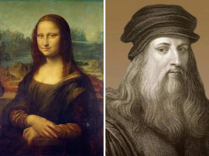 «Мона Лиза» — картина Леонардо да Винчи. \ Фото: economictimes.indiatimes.com.