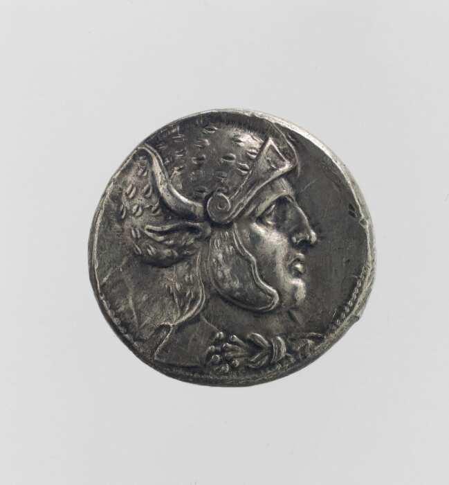 Тетрадрахма Селевка I, ок. 304-294 до н. э. \ Фото: google.com.