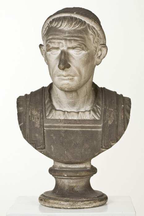 Римский бюст Антиоха III, 100-50 гг. \ Фото: google.com.