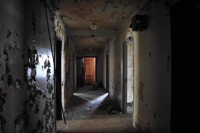 В этом месте, которое на то время было хостелом, произошло несколько загадочных смертей, которые так и не удалось объяснить. Автор фото: Seph Lawless.