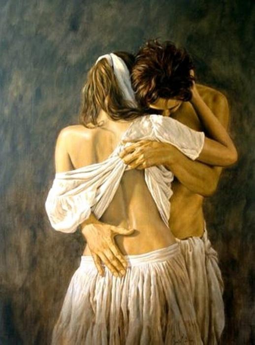 Между страстью и танцем. Автор: Sergio Martinez Cifuentes.