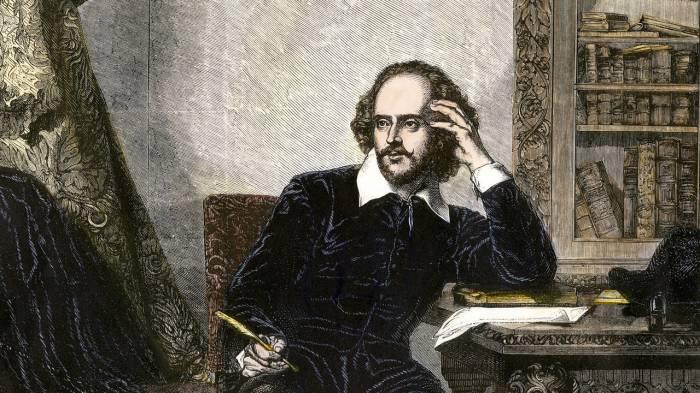 Уильям Шекспир. \ Фото: newyorker.com.