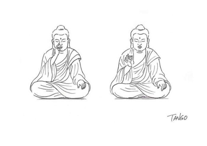 Буддизм картинки прикольные