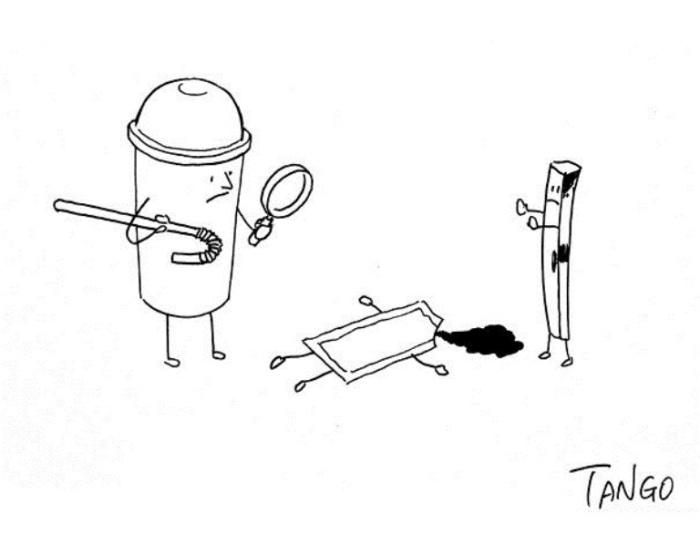 Смертельное происшествие. Автор: Shanghai Tango.
