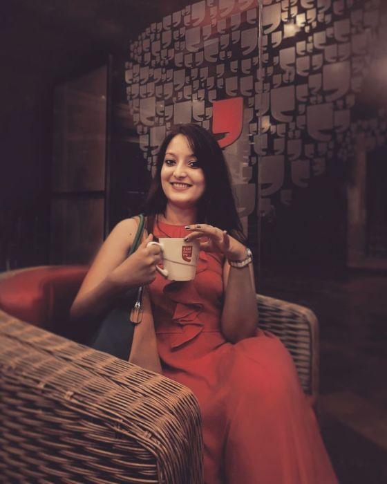 Чашка кофе. Автор: Shashank Shekhar.
