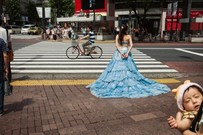 Сбежавшая принцесса. Автор: Shin Noguchi.
