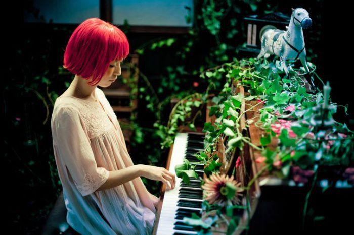 Зачарованная мелодия. Автор: Shinji Watanabe.
