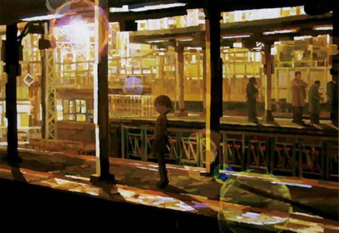 Необычные работы Шинтаро Охата (Shintaro Ohata).
