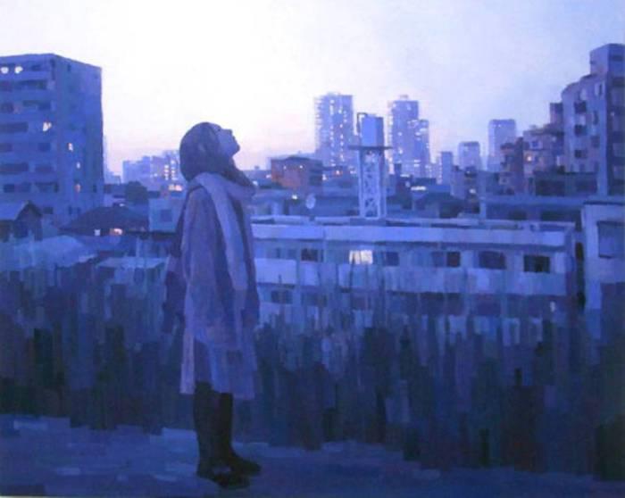 Работы Шинтаро Охата (Shintaro Ohata).