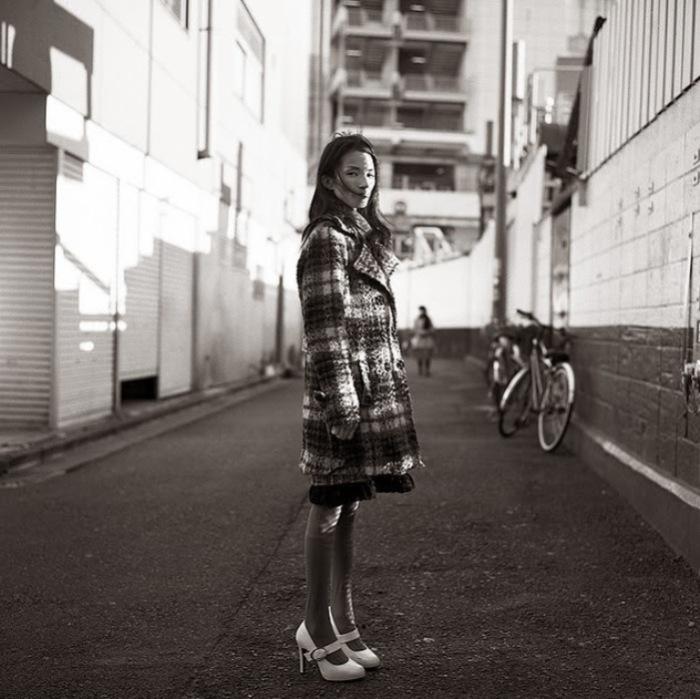 Тёмная сторона Японии. Автор фото: Шинья Аримото (Shinya Arimoto).