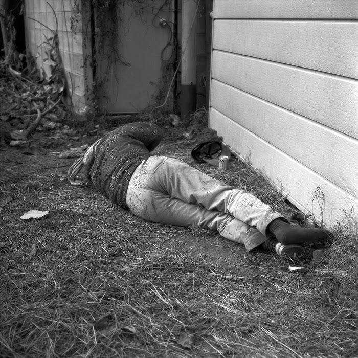 Жизнь на улице. Автор фото: Шинья Аримото (Shinya Arimoto).