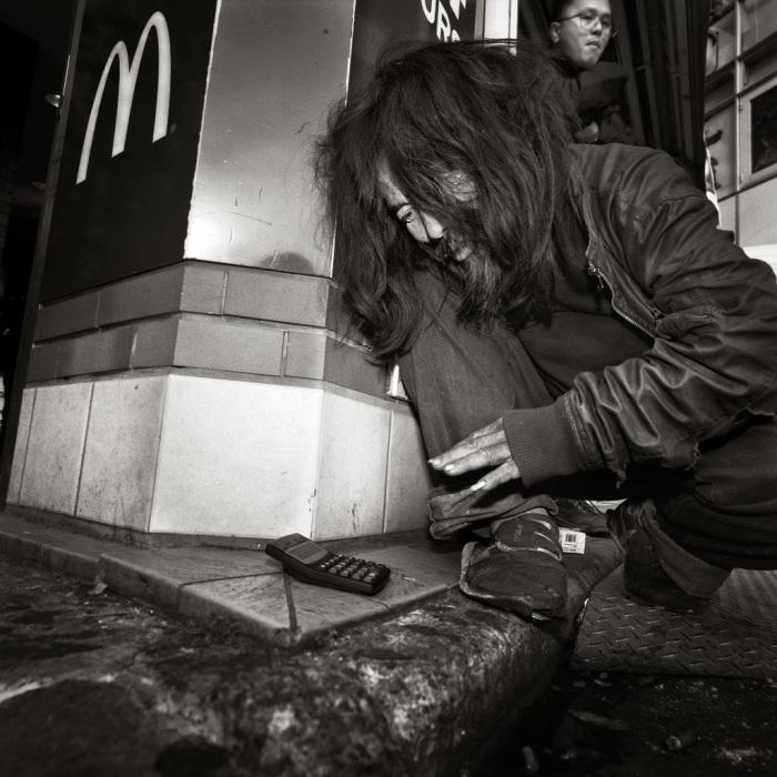 Последняя надежда. Автор фото: Шинья Аримото (Shinya Arimoto).