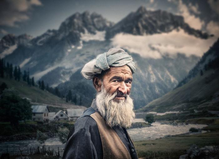 Кашмир, штат Кашмир. Автор: Mahmoud Yakut.