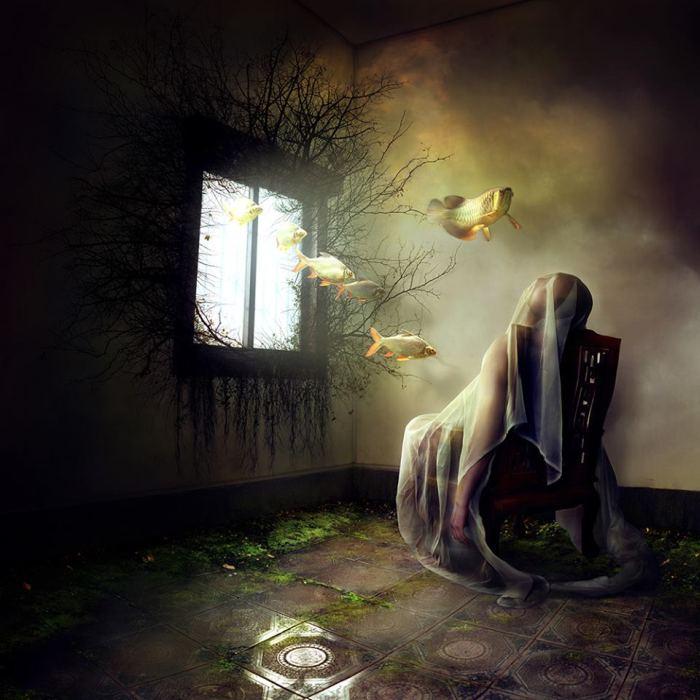 монтаж необычные сны картинки отметить
