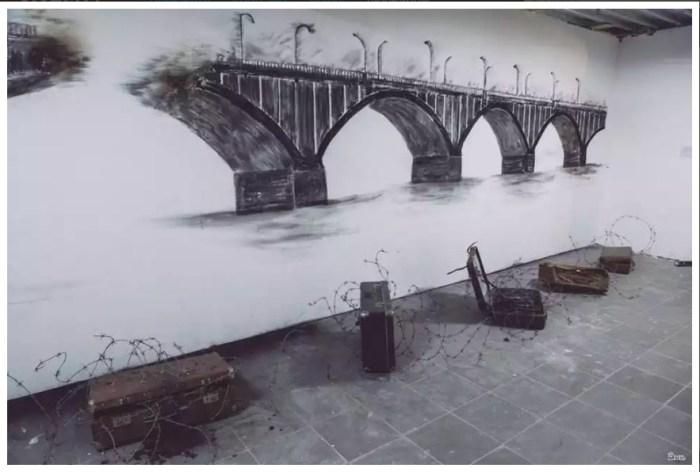 Сжигая мосты. Автор: Slava Ptrk.