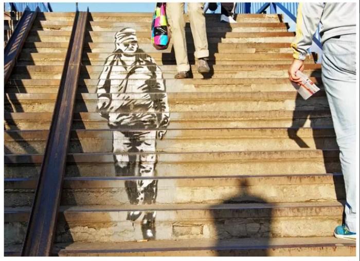 Лестницы. Автор: Slava Ptrk.