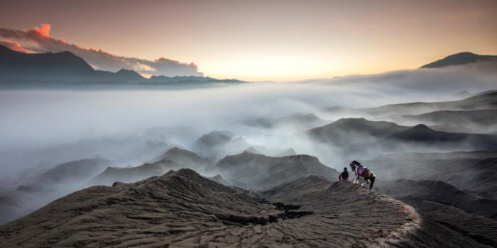 Рано утром. Автор: Gunarto Gunawan.