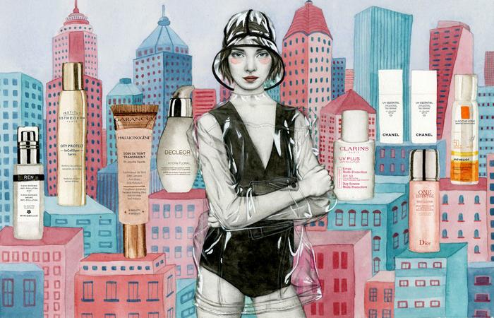 Мир моды и красоты. Автор: Sofia Bonati.