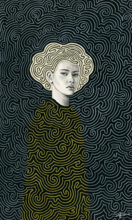 Лабиринты судьбы. Автор: Sofia Bonati.