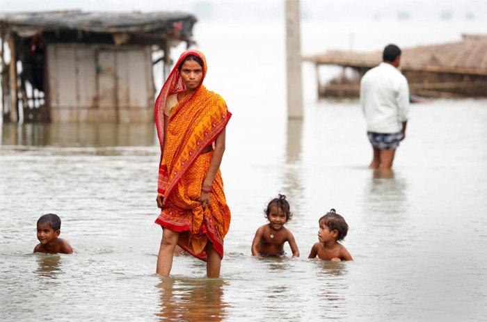 Город Мотихари, Индия. Автор: Cathal McNaughton.