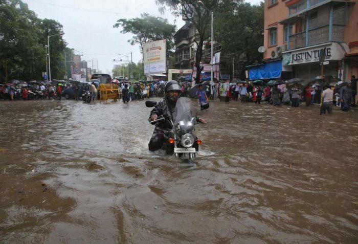 Мумбай, Индия. Автор: Shailesh Andrade.