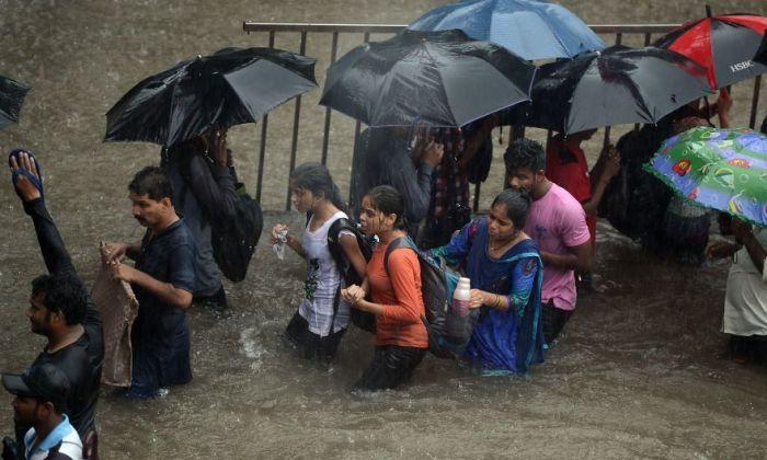 Мумбай, Индия. Автор: Punit Paranjpe.
