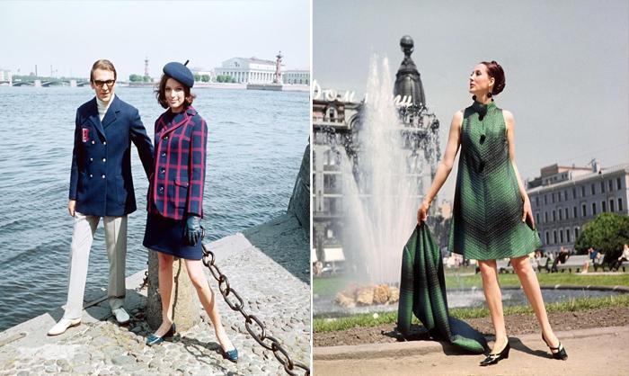 Мода по-советски.