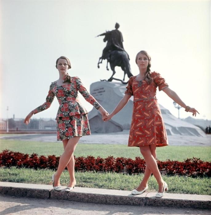 Орнаменты и узоры, 1970-е годы.