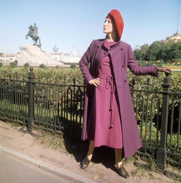 Тот, кто считал советских женщин серыми мышками, глубоко заблуждался.