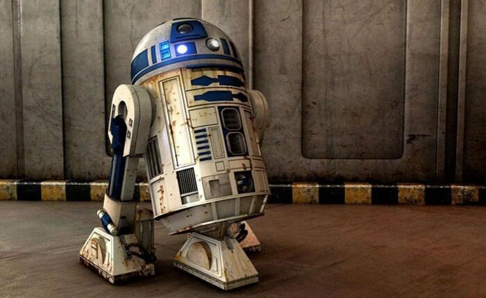 R2-D2. \ Фото: steamcommunity.com.