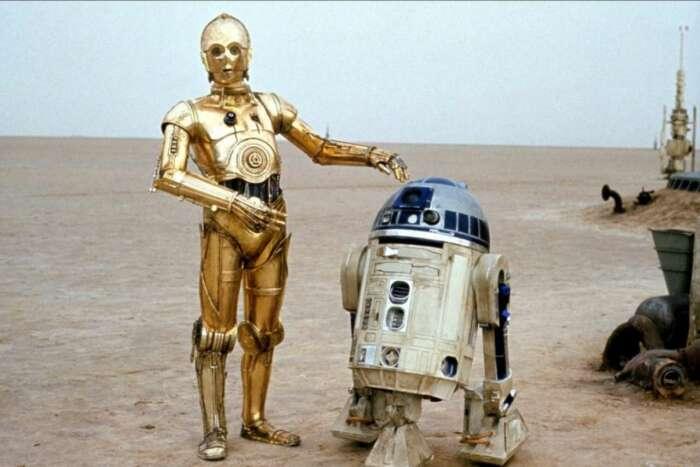 C-3PO и R2-D2. \ Фото: comicbook.com.