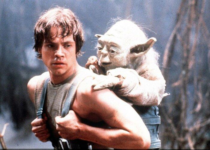 Люк Скайуокер. \ Фото: flipboard.com.