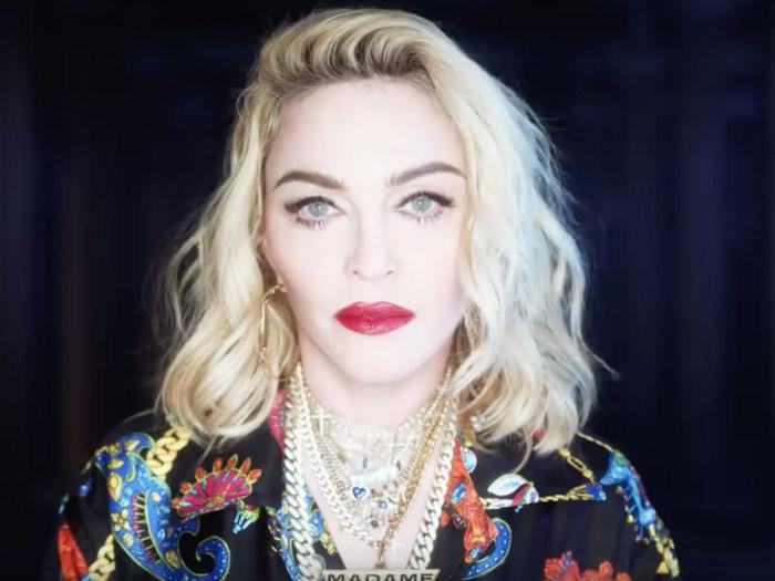Мадонна. \ Фото: likeinua.com.