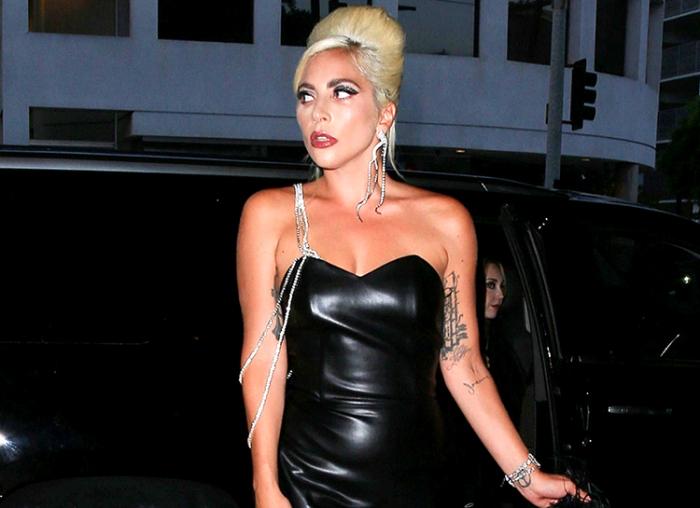Леди Гага. \ Фото: hellomagazine.com.