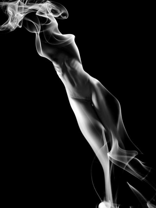 Стирая тонкую грань... Автор работ: цифровой художник Стефано Бонацци (Stefano Bonazzi).