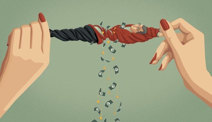 Беспощадный социум: Правдивые иллюстрации о проблемах современных людей