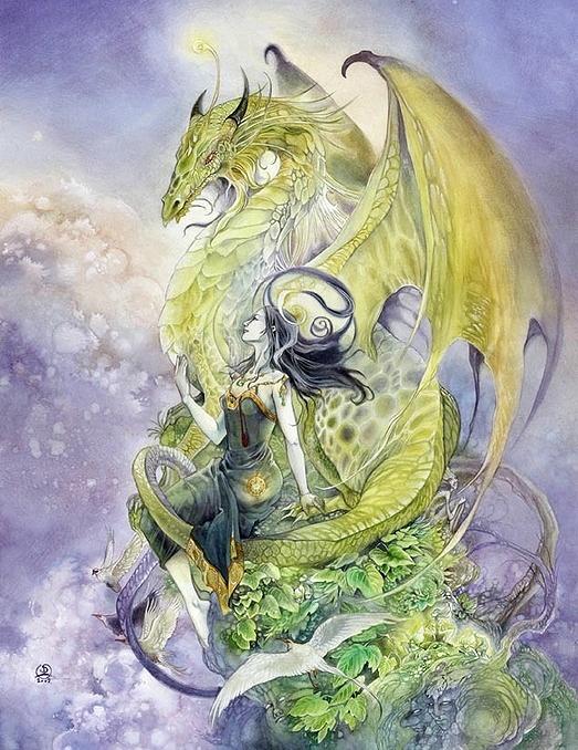 Возлюбленная Дракона. Автор: Stephanie Pui-Mun Law.