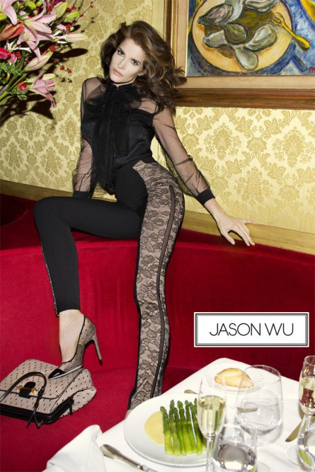 Стефани Сеймур (Stephanie Seymour). Возраст: 44 года. Компания: Jason Wu.