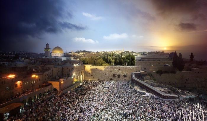 Западная Стена, Иерусалим. Автор работ: Стефан Вилкс (Stephen Wilkes).