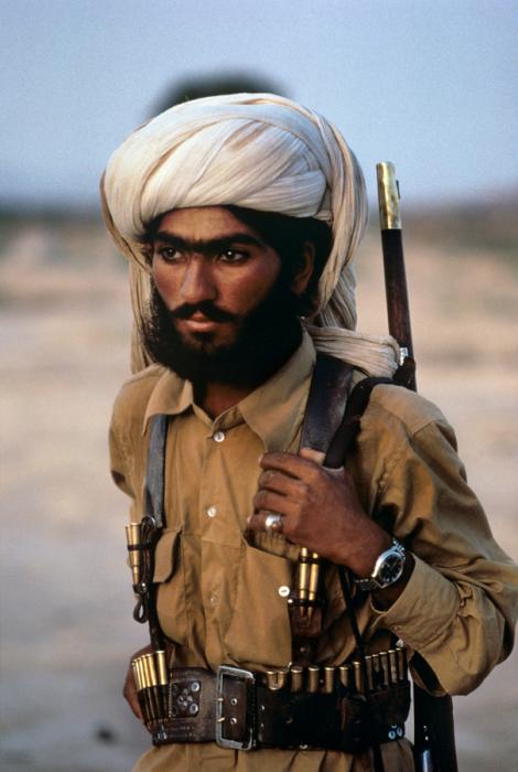 Пакистан, 2007 год. Автор: Steve McCurry.
