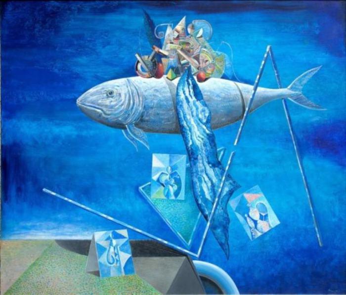 Летучая рыба. Автор: Stoimen Stoilov.