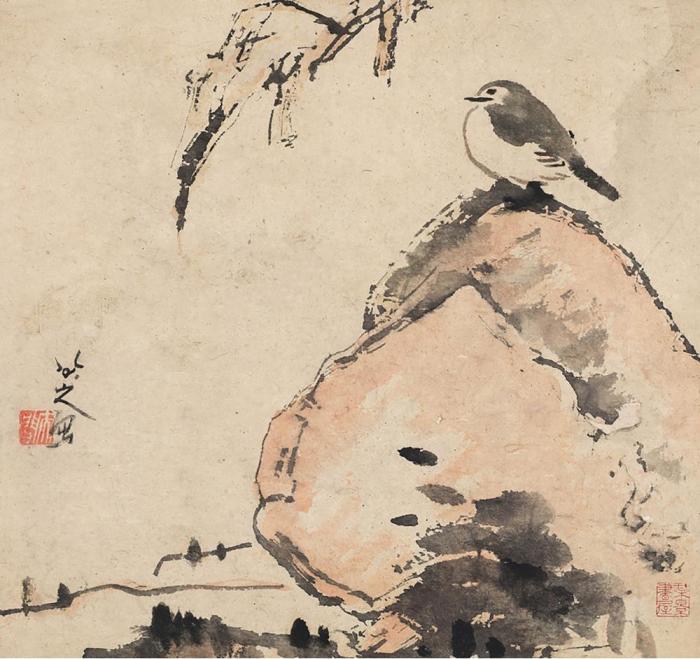 Одна из работ, которую подделал Сяо Юань. / Фото: invaluable.com.