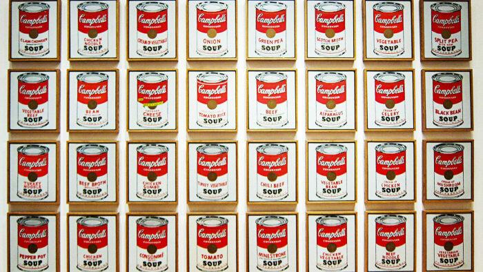 Знаменитая банка супа. \ Фото: google.com.