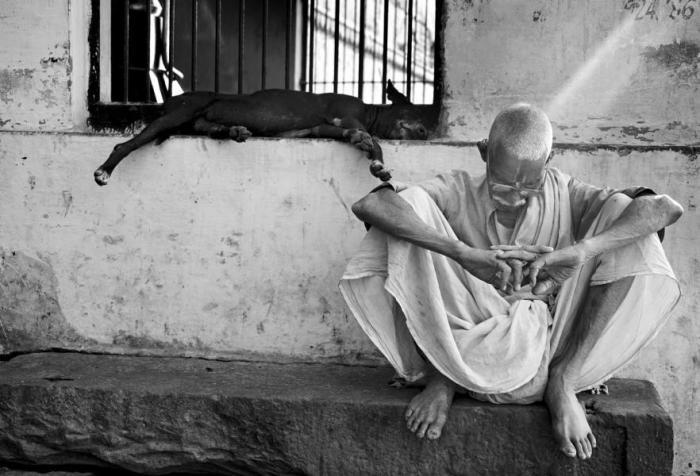 Размышления о смысле жизни. Автор: Manish Khattry.
