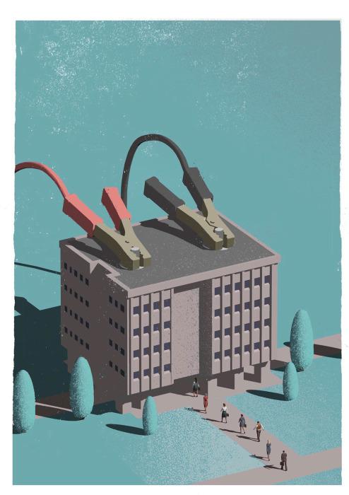 Регенерирующие компании. Автор: Stuart McReath.