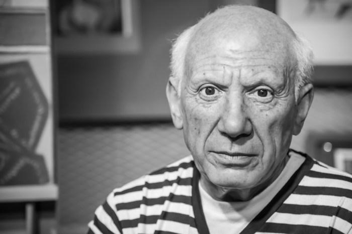 Пабло Пикассо. \ Фото: zet.gallery.