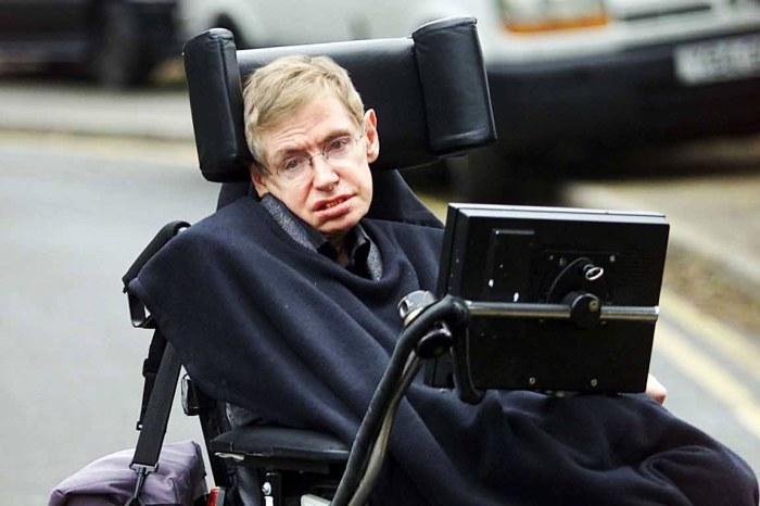 Стивен Хокинг. \ Фото: google.ru.