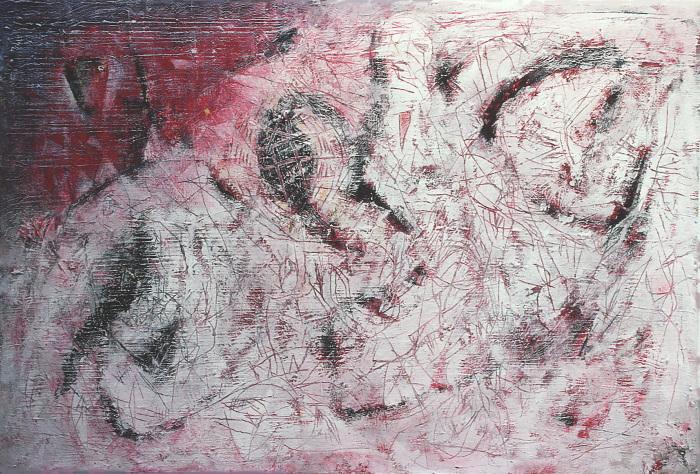 Необычные картины Сурена Арутюняна.