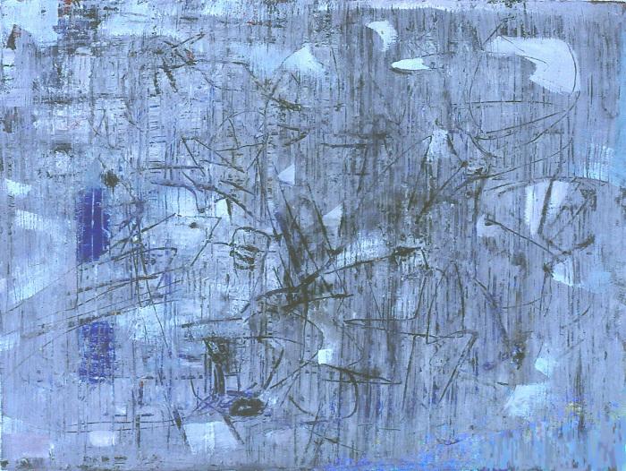 Картины-абстракции, глядя на которые каждый видит то, что хочет увидеть. Автор: Сурен Арутюнян.